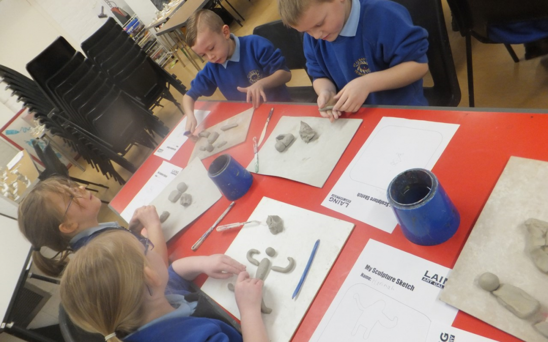 Year 2's Trip to Laing Art Gallery