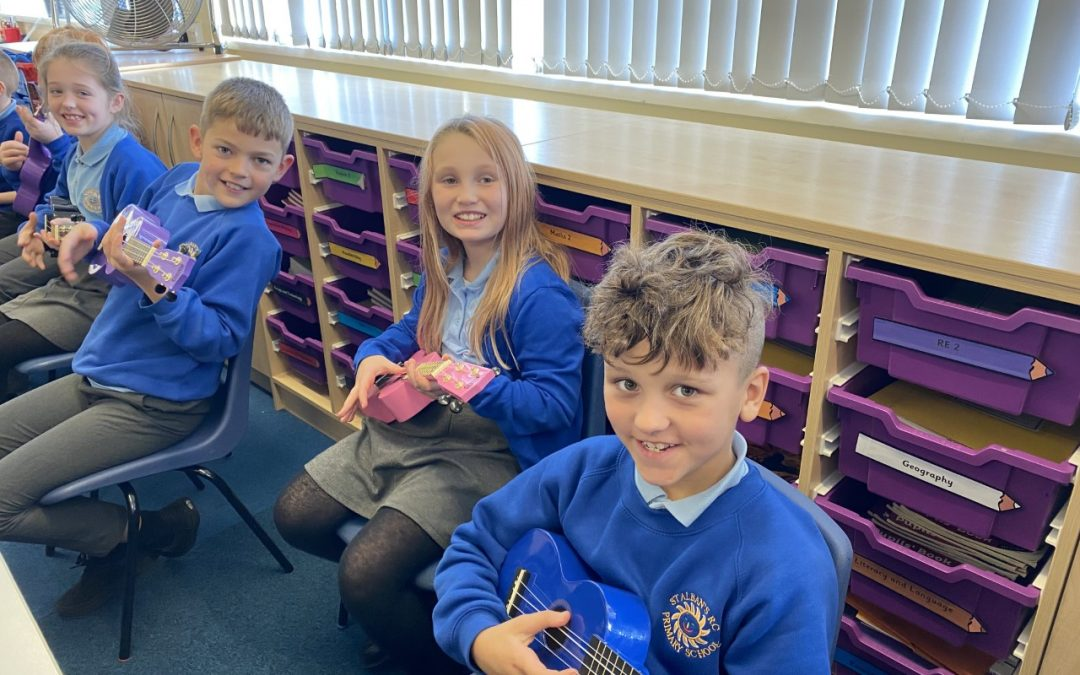Year 4 – Music lessons